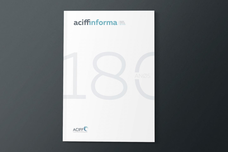 Revista ACIFF Informa Especial 180 Anos