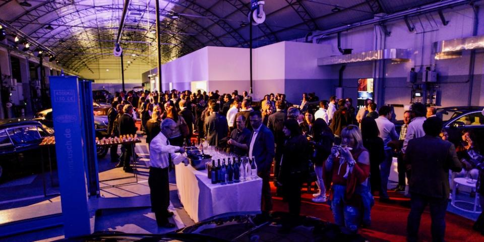 Inauguração Jaguar / Land Rover